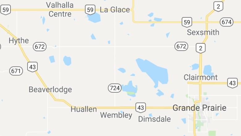 Rural buses to connect villages towns to Grande Prairie CBC News