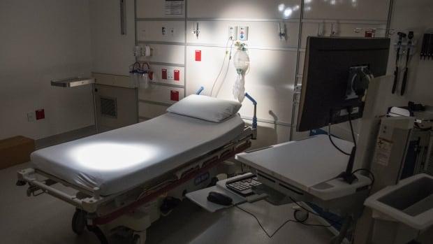 Exam room, hospital, generic