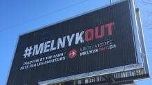 #MelnykOut billboard 2