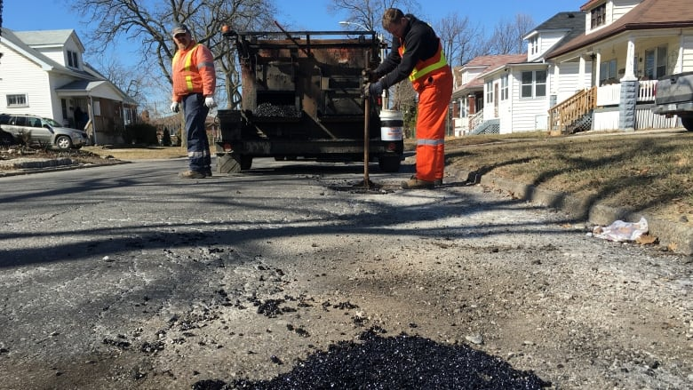 Top 5 worst roads in southwestern Ontario, according to CAA vote