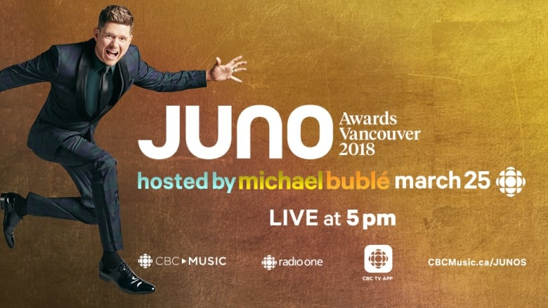 Meet your favourite CBC hosts during JUNOS week | CBC News