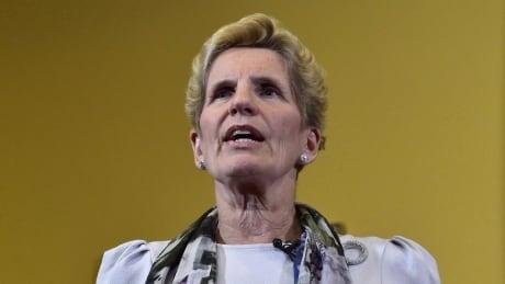 Kathleen Wynne throne speech 20180319