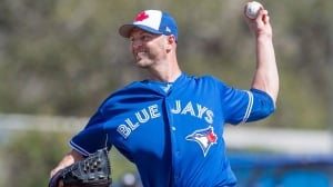 Blue Jays tab J.A. Happ to start Opening Day