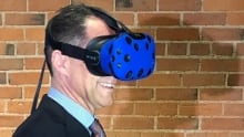 Joe Ceci virtual reality