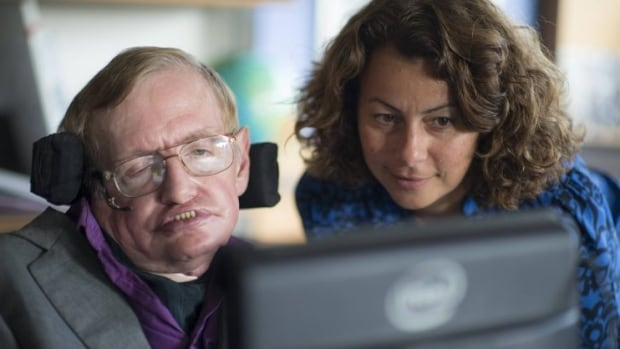 Meet the woman who saved Stephen Hawking's voice, and then gave the technology away to those in need | CBC Radio