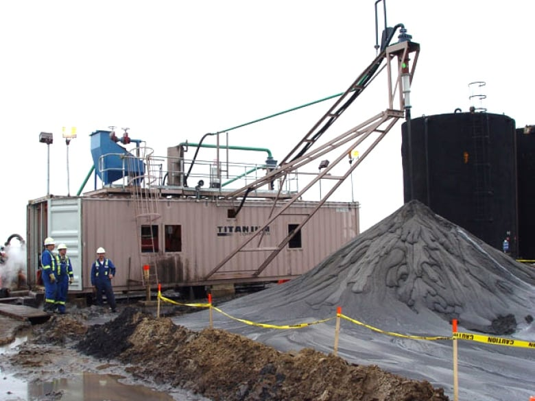 New titanium industry could grow out of oilsands waste | CBC