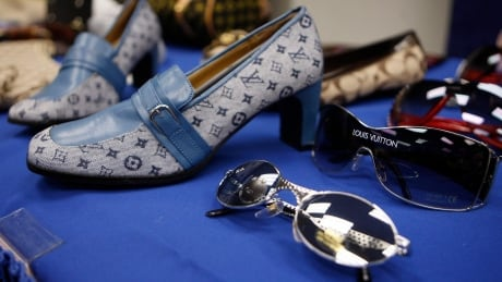 Document shows Canada seizes few shipments of counterfeit goods thumbnail