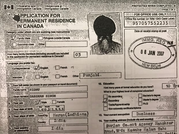 Man convicted in Jassi Sidhu's 'honour killing' obtained permanent residency in Canada