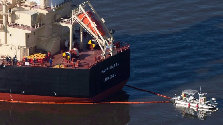 Stricter marine fuel standards could triple price gap