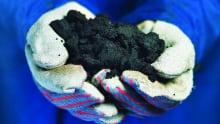 Oilsands bitumen