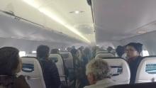WestJet emergency landing Nanaimo