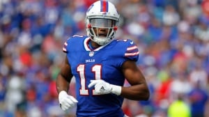 Bills' Zay Jones arrested after naked, bloody argument with brother