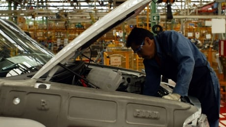 NAFTA FORD MEXICO AUTOS WORKER MANUFACTURING
