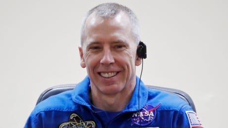 canadian nasa astronaut blasts off for space station today