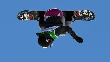 big air snowboard quebec
