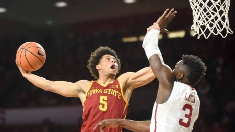 Iowa St Oklahoma Basketball