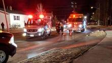 Charlottetown apartment fire