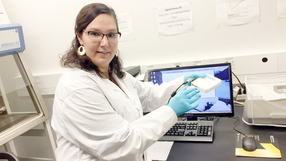 Waterloo researcher finds faster way to test for heart