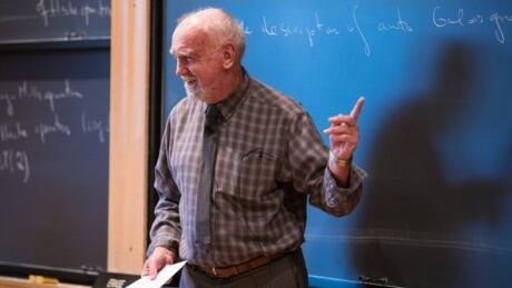 B.C.-born professor awarded 'Nobel Prize' of mathematics