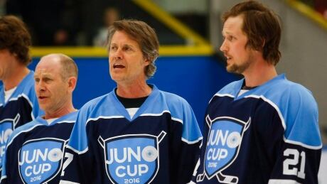 Canadian musicians to face off against NHL alumni in Burnaby, B.C., for Juno Cup