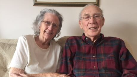 Lillian and Glen Jefferson