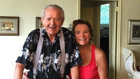 Lillian and Todd Hrabchak