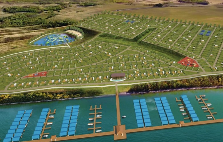 800-lot RV resort at Buffalo Lake worries summer village