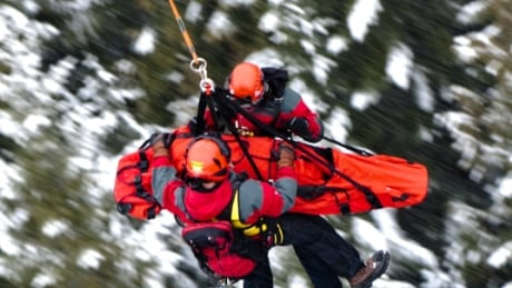 Whistler Search and Rescue crews respond to rising number of emergency calls