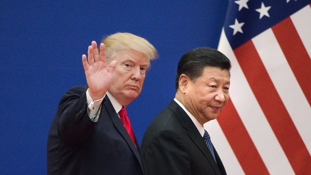 Trump fires starting gun on technology trade war with China