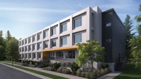Modular housing for homeless planned for Burnaby, B.C.