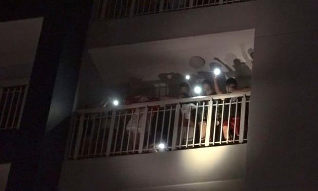 13 dead in Vietnam apartment blaze