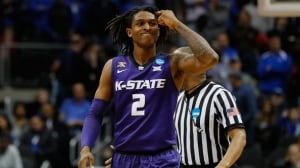 March Madness: 9-seeds Kansas State, Florida State advance to Elite Eight