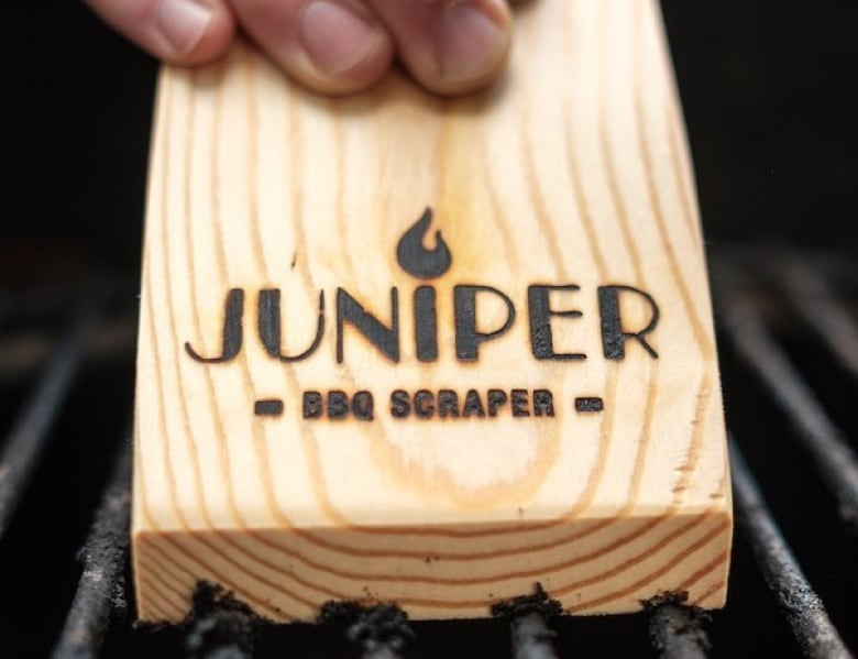 Grate idea: Newfoundlander builds unexpected business with bristle
