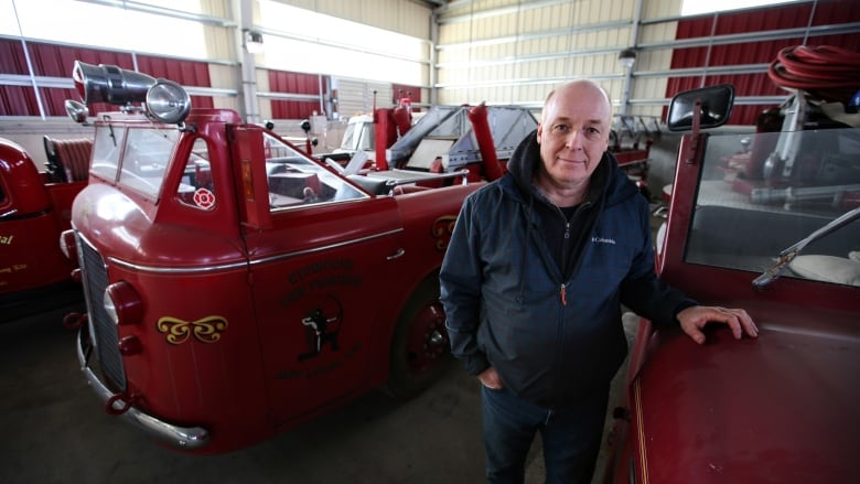Canadian Fire Fighting Museum forced to close after more than 30