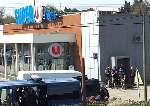 APTOPIX France Shooting
