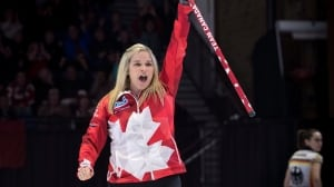 Canada wins playoff tune-up against U.S. at women's curling worlds