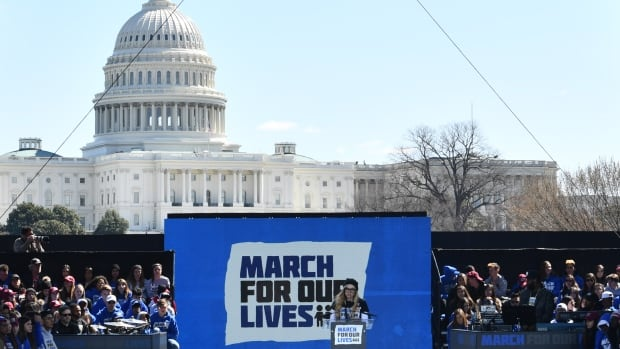 'March for our Lives' demonstration draws a record-breaking crowd