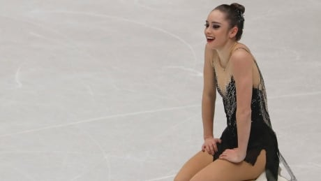 Kaetlyn Osmond skates into new role after winning worlds