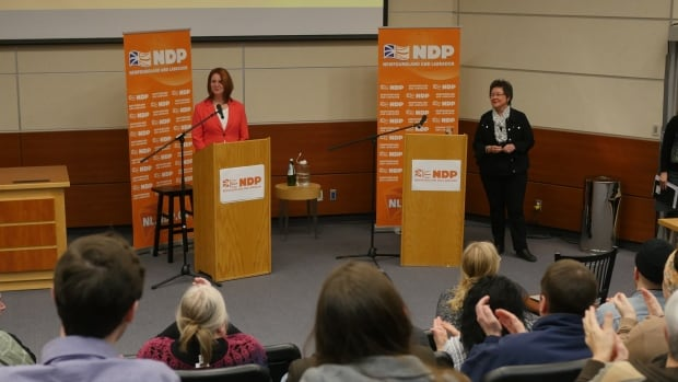 NDP nominates first transgender candidate