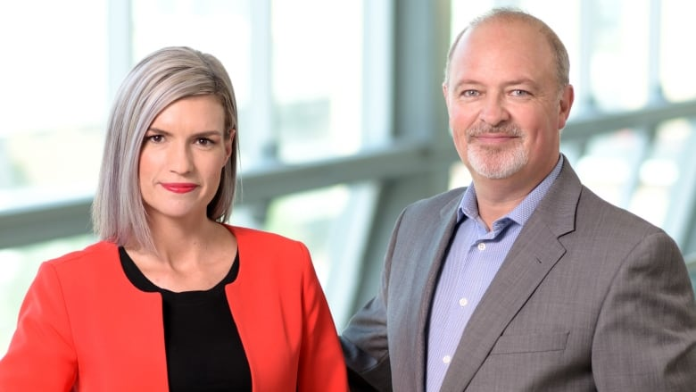 Krissy Holmes And Fred Hutton Host The St Johns Morning Show Monday Through Friday On Cbc Radio One Cbc