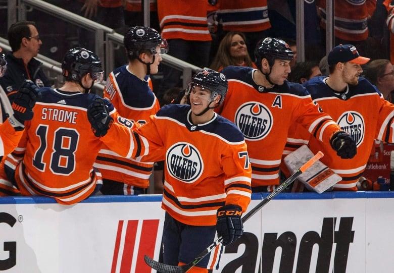 cab73f342 Ochapowace s Ethan Bear scores first NHL goal