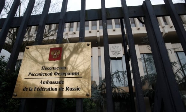 France Russia Spy Diplomats