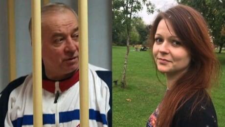 Sergei Skripal Yulia Skripal Russian spy