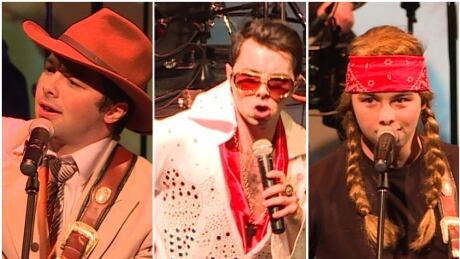 Newfoundland musician impersonates 7 rock legends in 2-hour show thumbnail