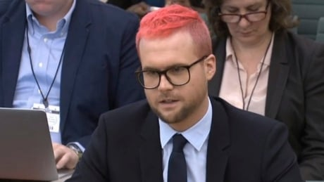 Britain Cambridge Analytica