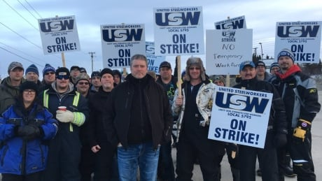 Strike at IOC in Labrador City as Steelworkers reject company's offer thumbnail