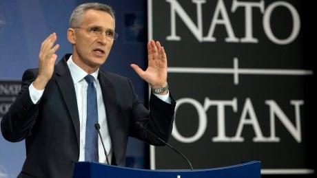 Belgium Britain Spy Nato