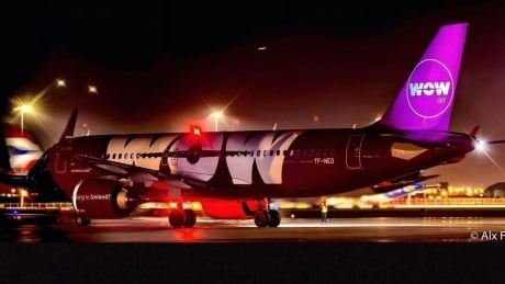 Ultra-low-cost carrier Wow Air rolls out new route between Vancouver and Iceland