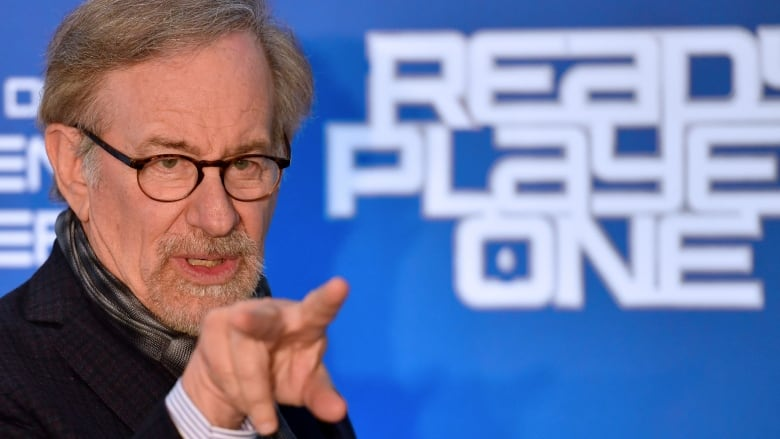 Netflix vs  Hollywood: Steven Spielberg takes aim at streaming | CBC