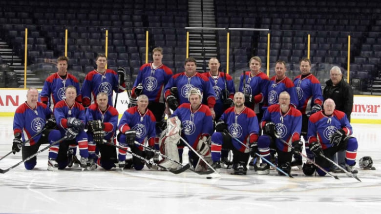 81 Year Old Hockey Player Wins Hockey Tournament In Nashville Cbc News